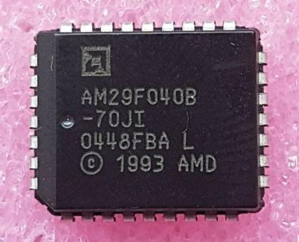 AM29F040B-70JI